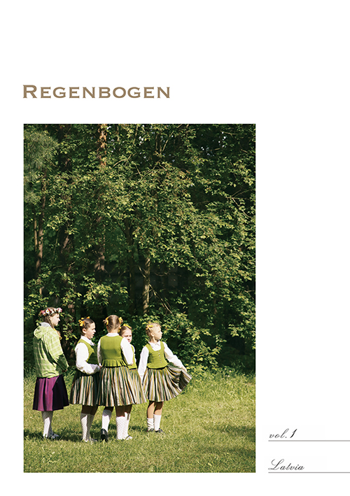 REGENBOGEN vol.1″Latvia""