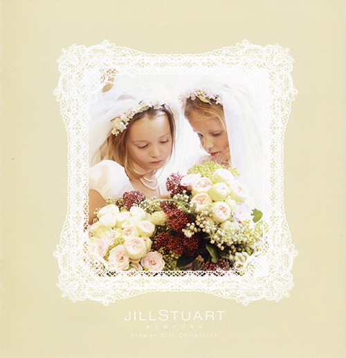 JILL STUART Flower Girls Collection