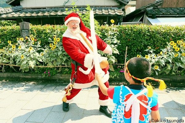 The 2nd World Santa Claus Congress in Amakusa