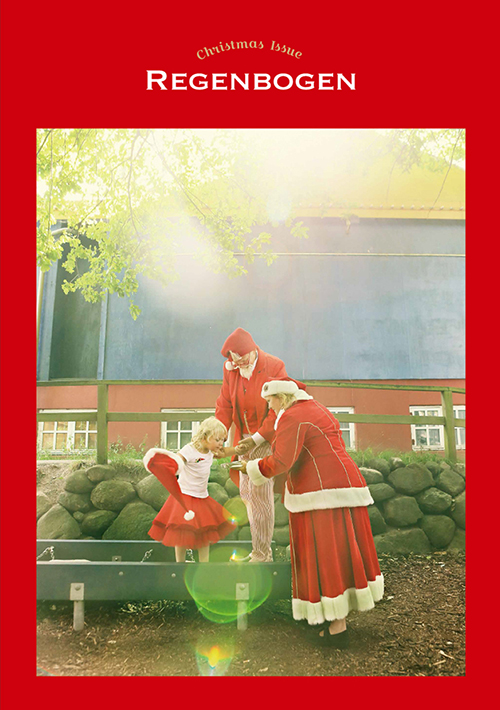 REGENBOGEN Christmas issue